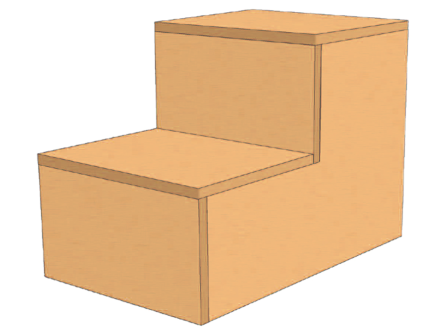 wie baue ich eine aufstiegshilfe. Black Bedroom Furniture Sets. Home Design Ideas