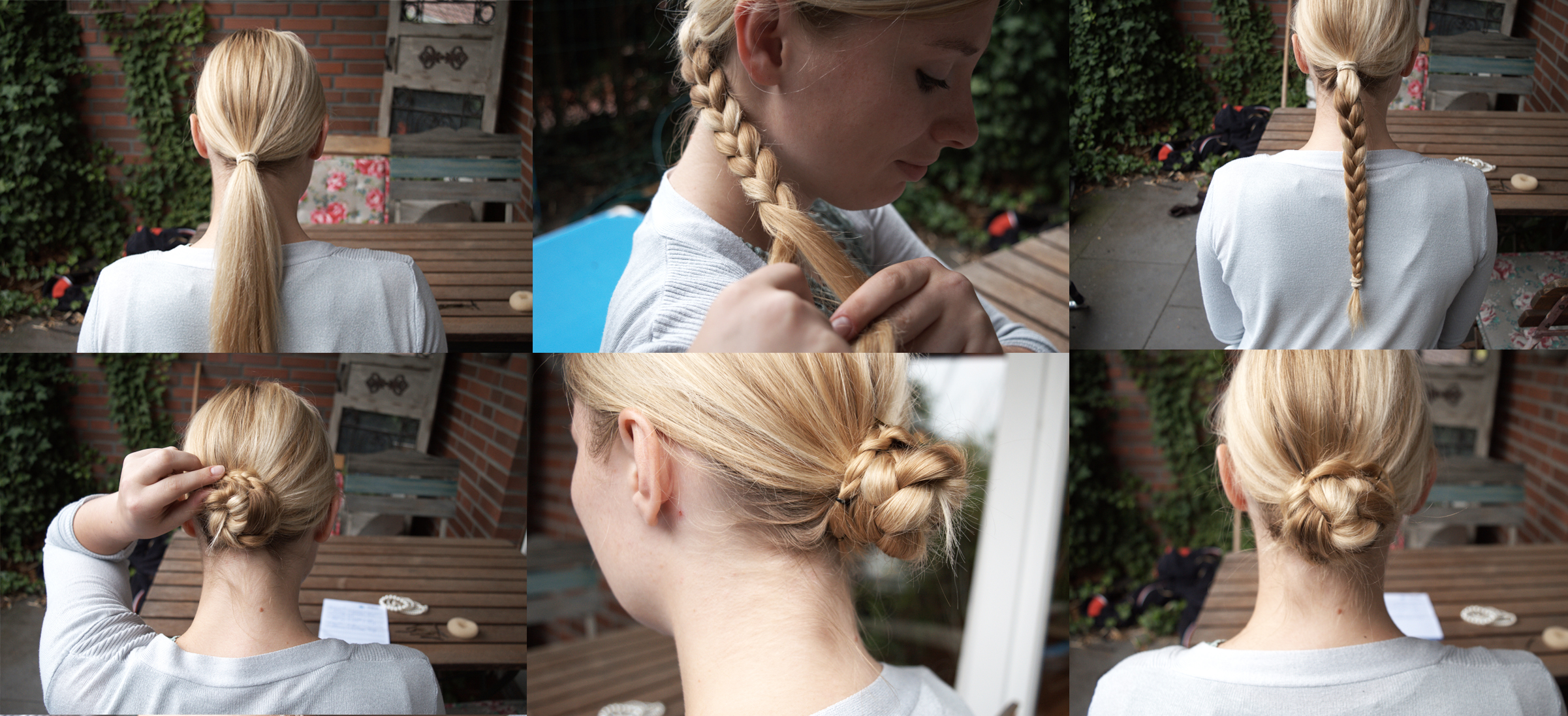 Frisuren unterm helm