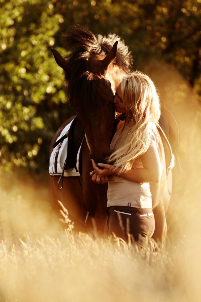 Pferdemädchen