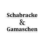 Schabracke & Gamaschen